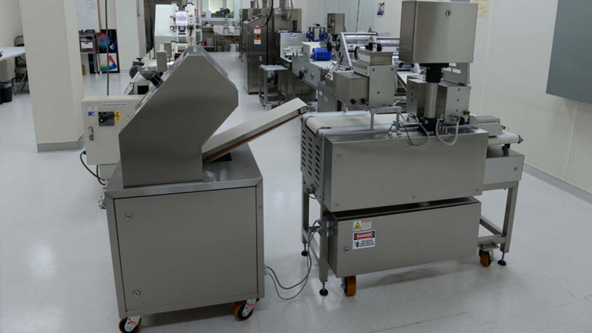 Bakery Processing of cookies, biscuit, cake and cracker including molder, slider and over plus turned oven